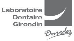 Logo laboratoire dentaire girondin