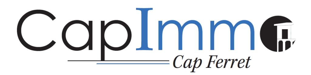 Logo Cap Immo partenaire Des Hommes Et Des Mers